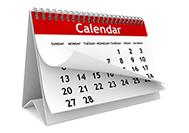 Calendário Publicações